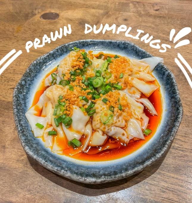 Prawn Dumplings