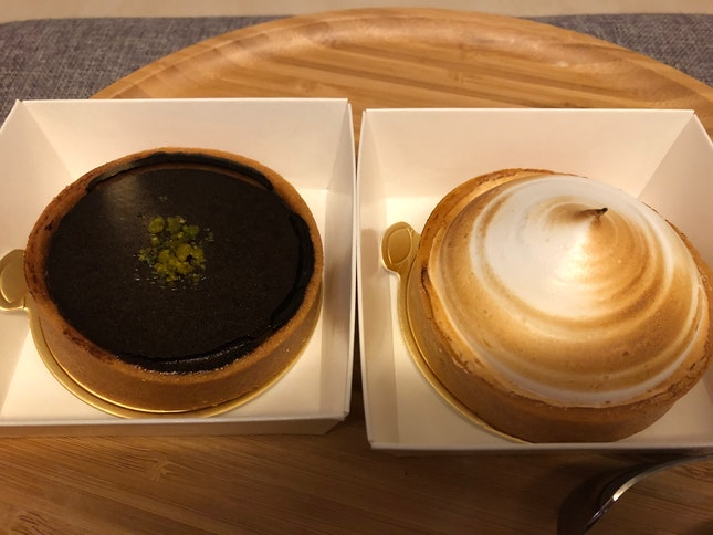 Decent Coffee & Affordable Tarts