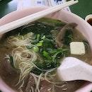 Yi Kang Fish Soup Kidney Liver Mee Sua