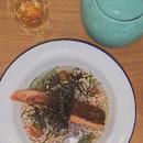 Salmon Ochazuke ($16)
