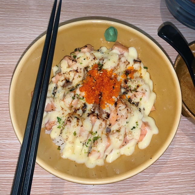 Special Salmon Bowl(original Price: $14)