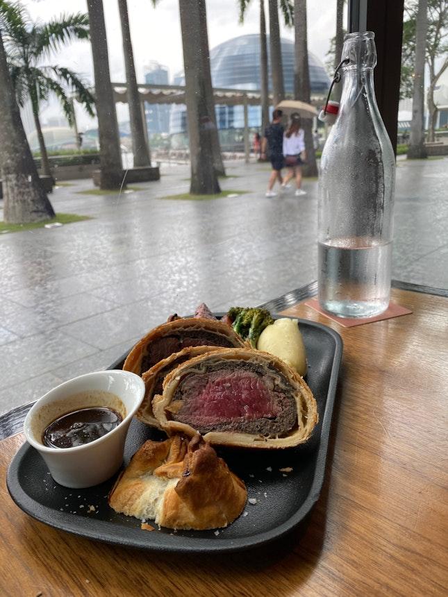 (2/10) Inconsistent Beef Wellington