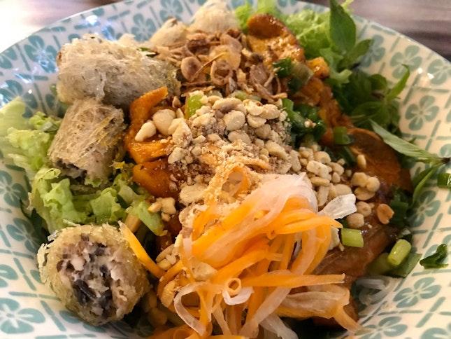 Sumptuous Healthy Vietnamese Food