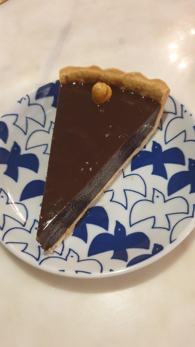 Nutella Pie Tart