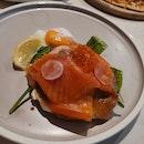 Salmon And Hash