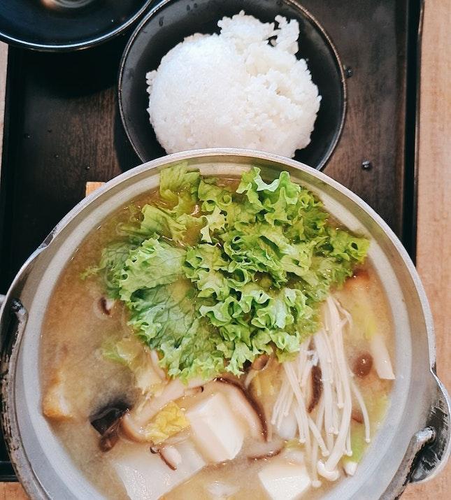 Miso Soup Hotpot