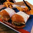 Fat & Juicy American Burgers