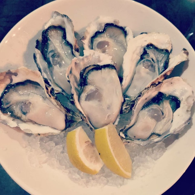Oysters($2 Each)