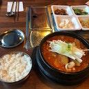 Kimchi Donkatsu Jjigae