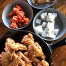 Ganjang Fried Chicken!