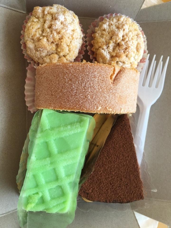 For Old School Dessert