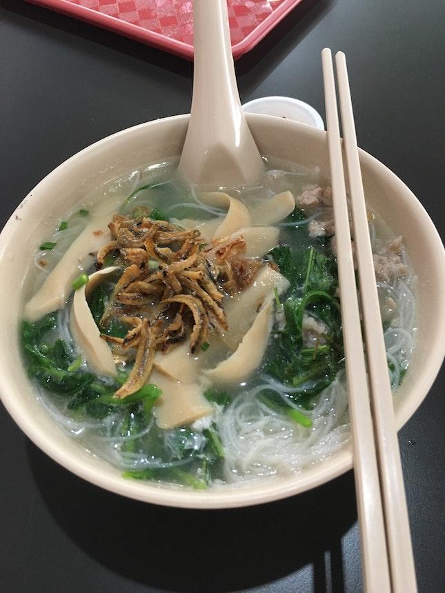 Comfort Food - Ban Mian