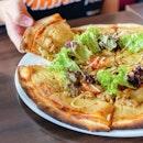 vegan pizza near bishan 🍕