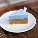gorgeous cake from keong saik 🍰