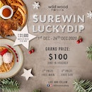 WILD WOOD CAFE SURE WIN LUCKY DIP