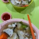 Han Kee Fish Porridge @ Amoy Street Food Centre
