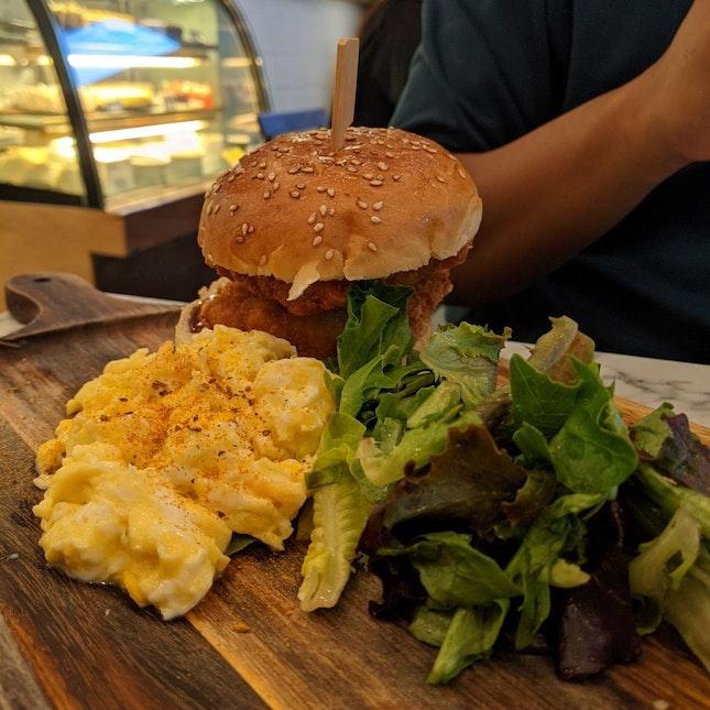 Halal Cafe Food