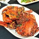 2KG Kam Heong Crab 金香炒蟹 #crab #seafood #food #instafood