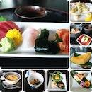 ミニ会席 Mini Kaiseki (8 course lunch set) #japanese #lunch #会席 #food #foodporn #instafood #fish
