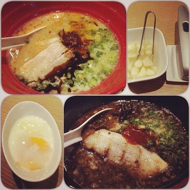 Ippudo Ramen (2) #japanese #ramen #noodle #food #foodporn #instafood