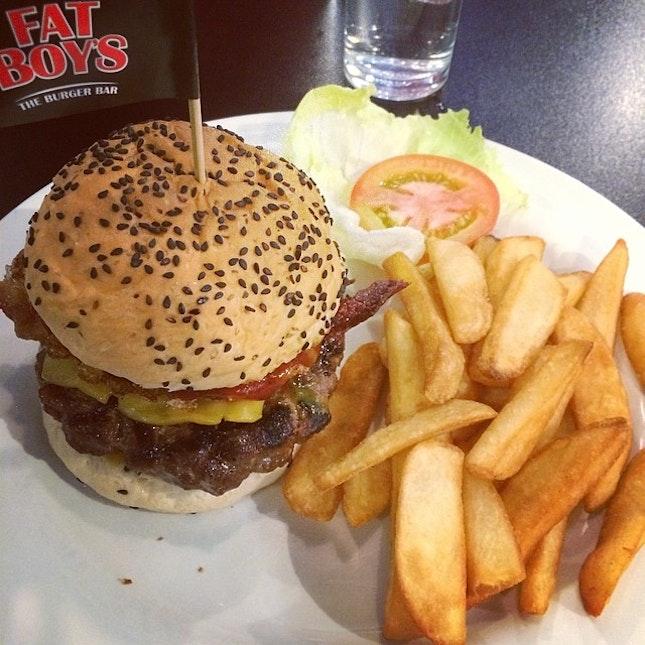 Wimpy Burger #burger #food #foodporn #beef #burger #instafood