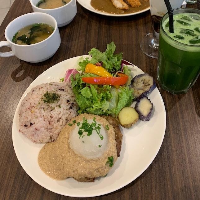 Japanese Style Food