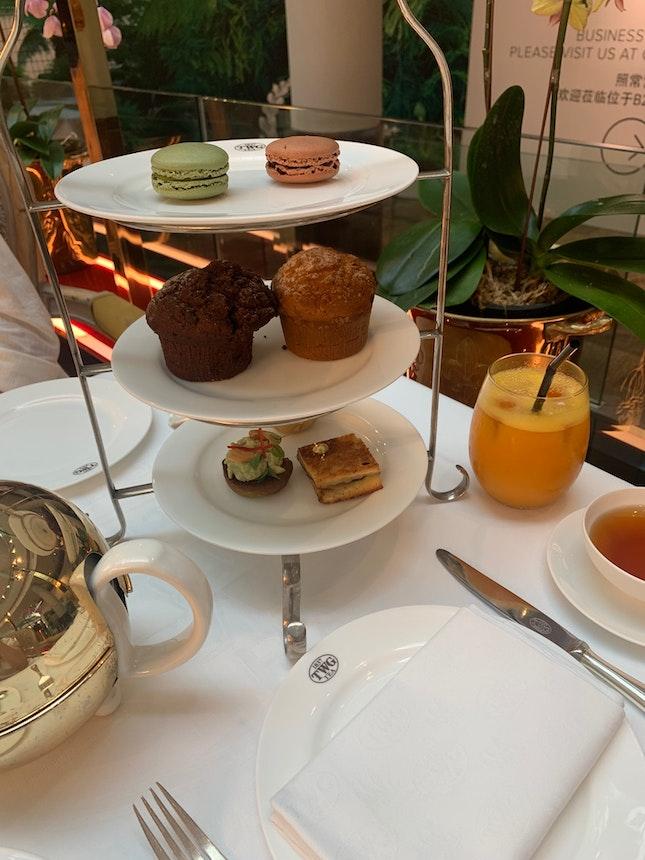 had The High Tea Set