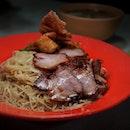 Truffle Wonton Noodle ($9) 🙁