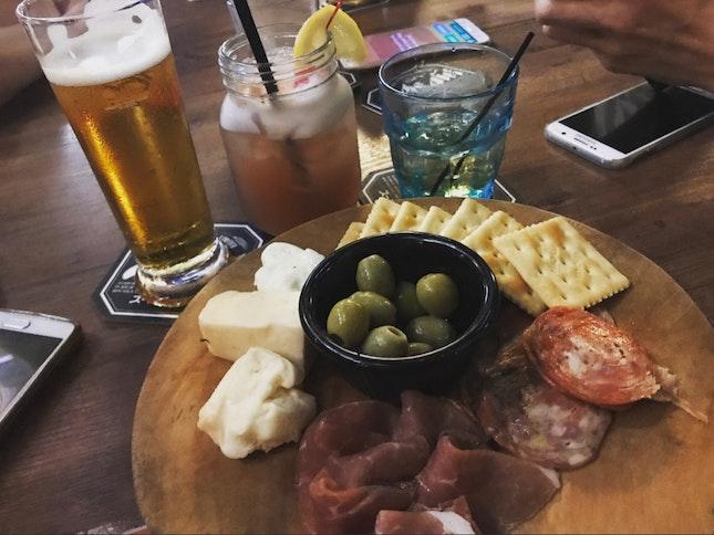 Alfresco Bar~