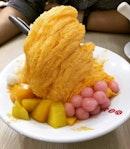 Mango Strawberry Snowy Ice [$7.90]