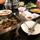 Korean BBQ & Army Stew Buffet [$23.80]