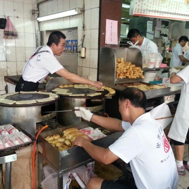 Best Breakfast In Taipei