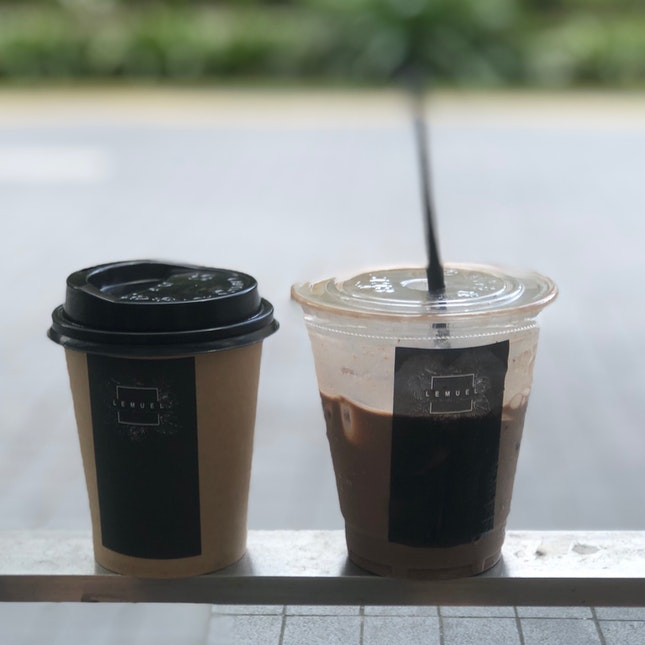 1-for-1 chocolate drink