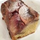 Peach Khorasan Cake-$6