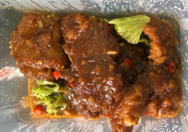 $15.90-Mongolian Pork Ribs
