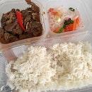 Tom Yum Sauteed Beef