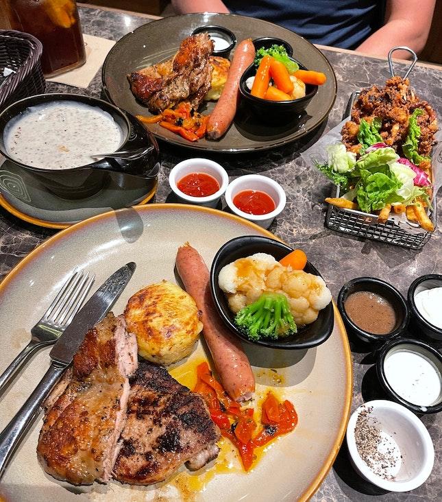 Fav Mixed Grill 😋