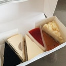 3 For 3 Assorted Cheesecake
