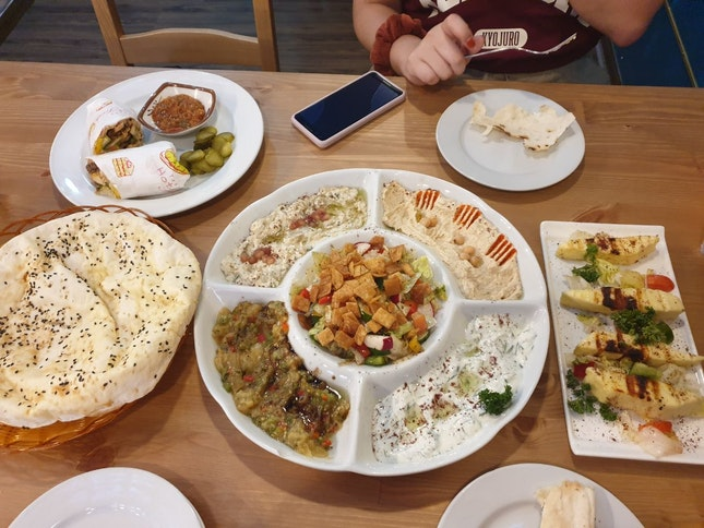 Middle Eastern Cusine