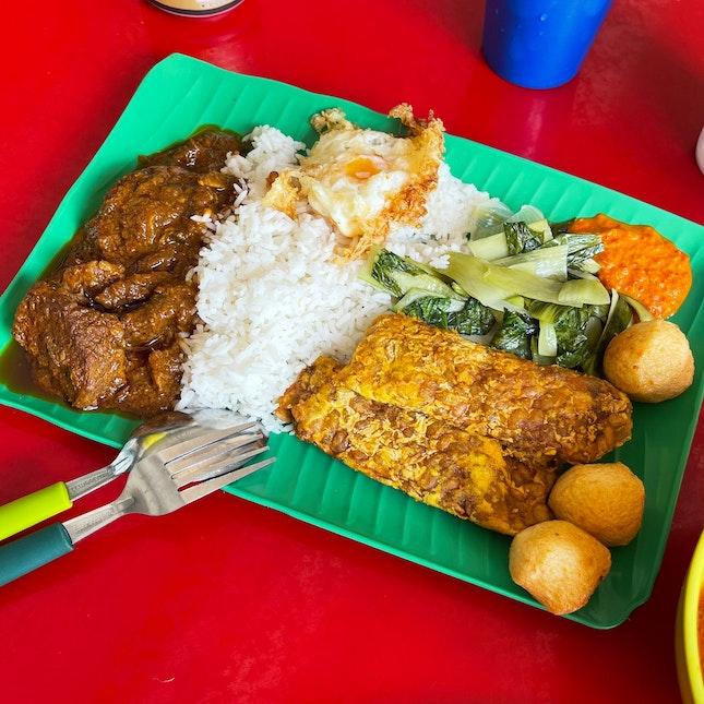 Nasi Padang: The Joys Of Small Plate Dining