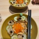 Scallop Rice Bowls