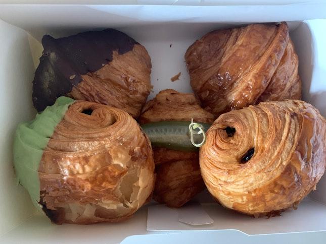 Croissant ($23 For 5)