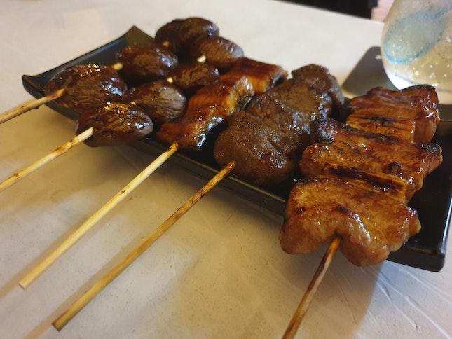 Great Affordable Japanese Food In Kovan