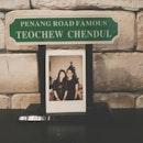 Teochew Cendol Main Place