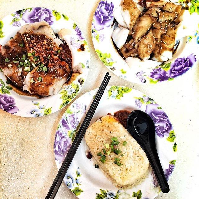 Gen Shu Mei Shi Shi Jia 根叔美食世家 (Toa Payoh Vista Market)