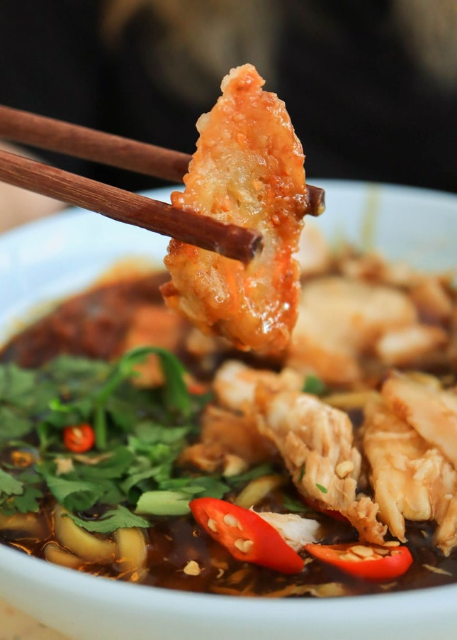 Previously Known As Zhen Hao Lor Mee at North Bridge Road