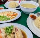 东风发 Chicken Rice