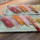 Koji Sushi Bar (Raffles City)
