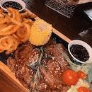 Grilled Ribeye Steak 🥩