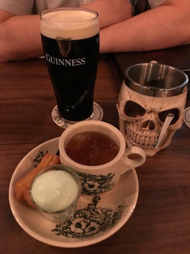 Fancy Drink (happy hour!)